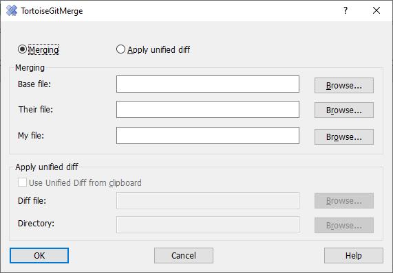 Git apply diff